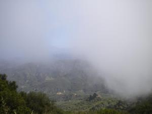 Less fog