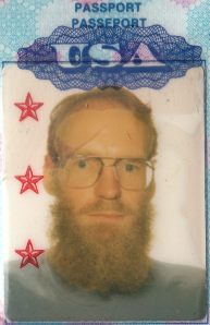 Passport 1997, bearded like the pard