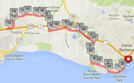 SBM Route ~1975